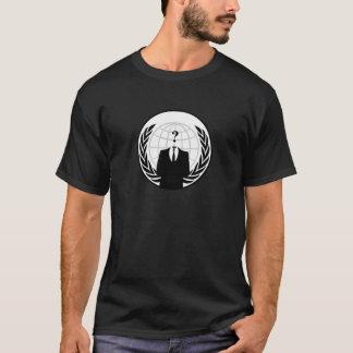 Anonymous International Logo T-Shirt