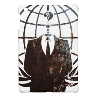 Anonymous Cover For The iPad Mini
