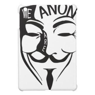 Anonymous iPad Mini Cases