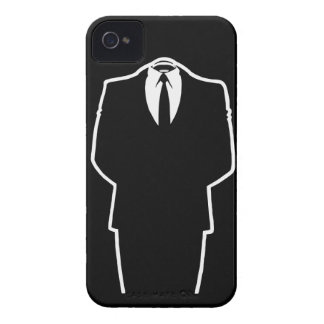 Anonymous iPhone 4 Case