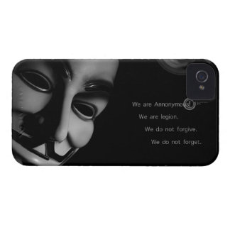 ANONYMOUS iPhone 4 Case-Mate CASE