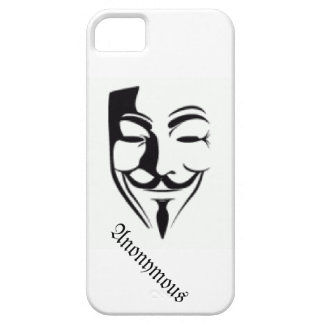 anonymous iphone 5 case