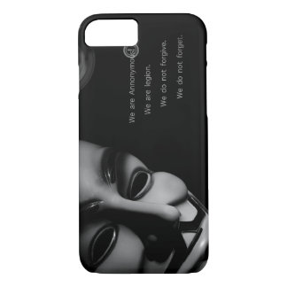 ANONYMOUS iPhone 7 CASE
