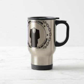Anonymous is Legion 15 Oz Stainless Steel Travel Mug