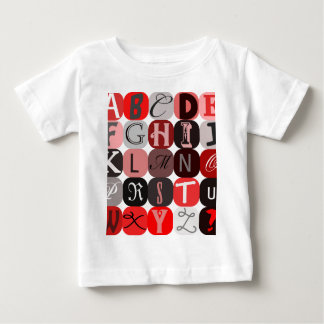 Anonymous letters for art journal or anonymous tip baby T-Shirt
