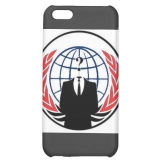 #anonymous ops iPhone 5C case
