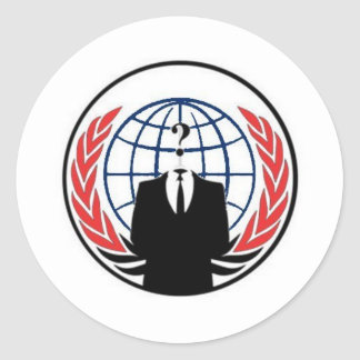 anonymous ops sticker