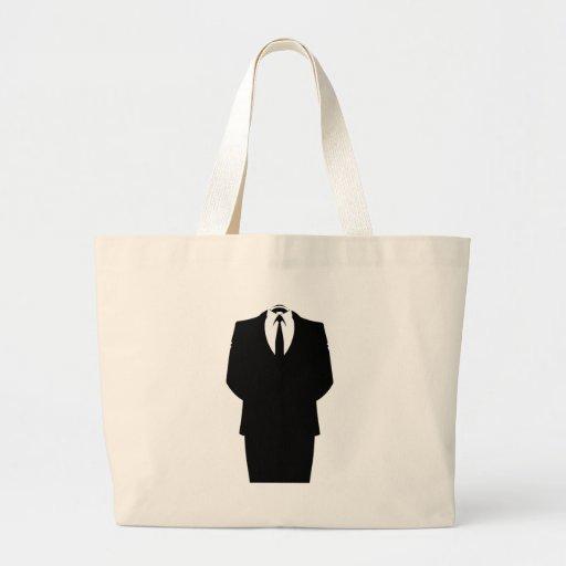Anonymous Patriotism Bag