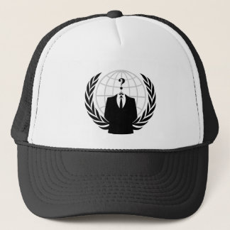 Anonymous Patriotism Trucker Hat