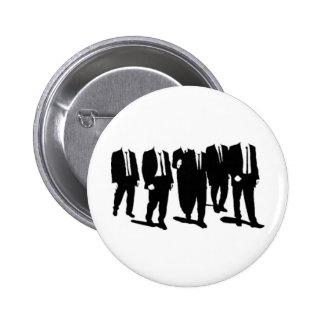Anonymous Pinback Button