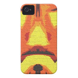 Anonymous Pumpkin Case-Mate iPhone 4 Case