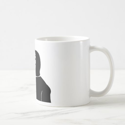 Anonymous Revolution AK-47 Coffee Mug