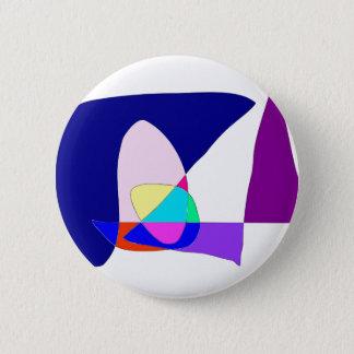 Anonymous Sailboat Pinback Button