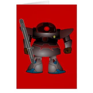 Anonymous_Saku_Robot_Vector_Clipart  SAKU ORIENTAL Card
