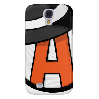 Anonymous Samsung S4 Case