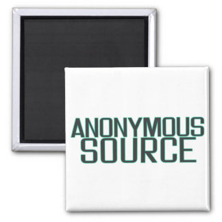 Anonymous Source Magnet