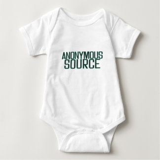 Anonymous Source Shirt