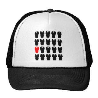 Anonymous traitor trucker hat