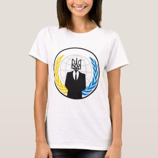ANONYMOUS Ukraine T-Shirt