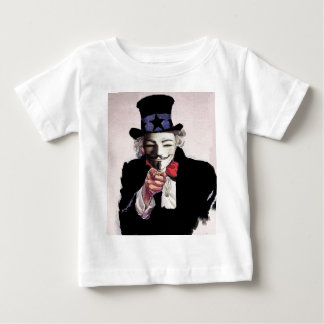 Anonymous wants YOU Baby T-Shirt