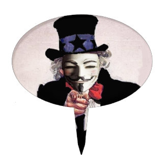 Anonymous wants YOU Cake Picks