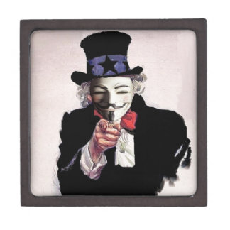 Anonymous wants YOU Premium Jewelry Boxes