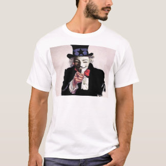 Anonymous wants YOU T-Shirt
