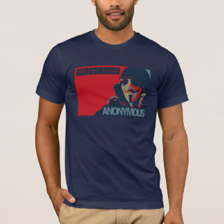 Anonymous War Gear T-Shirt