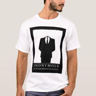 Anonymous - Wikileaks Defenders T-Shirt