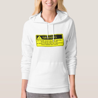 ANONYMOUS WOMENS HOODIE