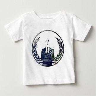 Anonymous Worldwide Baby T-Shirt