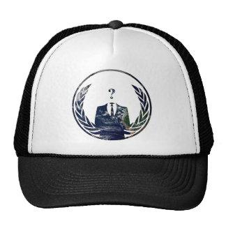 Anonymous Worldwide Hat