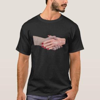 AnonymousBusinessHandshake051211 T-Shirt