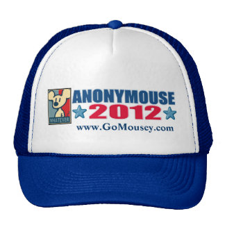 Anonymouse 2012 Hat
