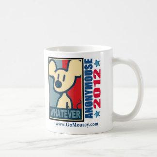 Anonymouse 2012 Mug