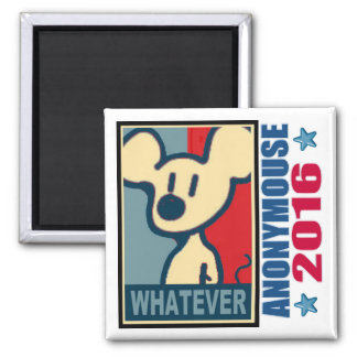 Anonymouse 2016 Magnet
