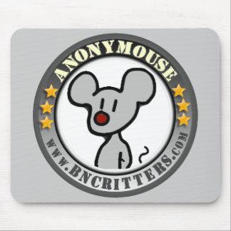 Anonymouse Mousepad