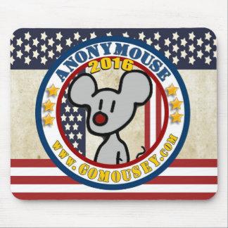 Anonymouse Mousepad 2016 Tapetes De Ratones