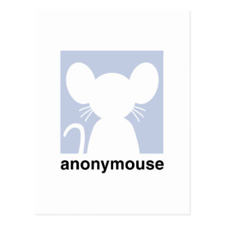 Anonymouse Postcard