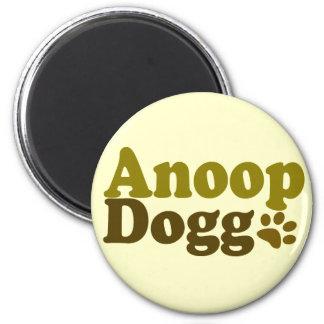 Anoop Dogg Imán Redondo 5 Cm