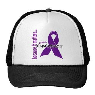 Anorexia Awareness Hat