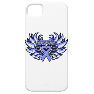 Anorexia Nervosa Awareness Heart Wings iPhone 5 Cases