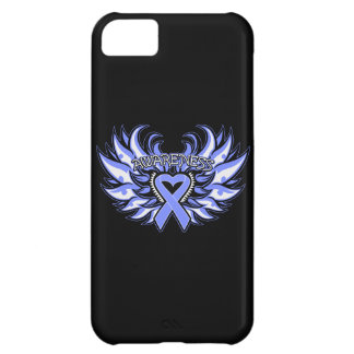 Anorexia Nervosa Awareness Heart Wings Case For iPhone 5C