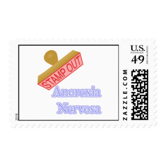 Anorexia Nervosa Stamp