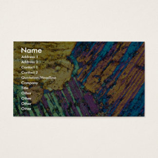 Anorthosite Business Card