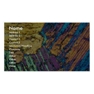 Anorthosite Double-Sided Standard Business Cards (Pack Of 100)