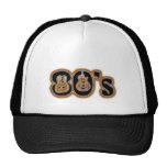 años 80 gorras de camionero
