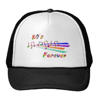 años 80 para siempre gorra