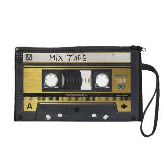 Años 80 retros del diseño del bolso de la cinta de