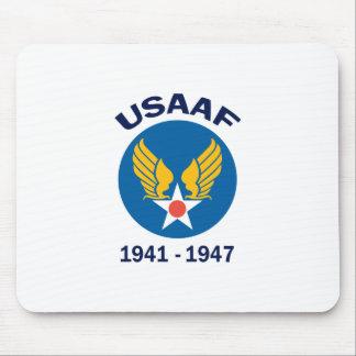 Años de USAAF activos Alfombrilla De Raton